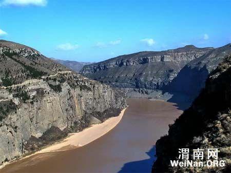 渭南·黄河龙门旅游景区